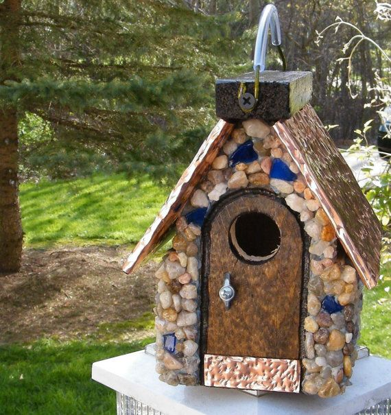 Decorative Bird House Theme And Kids Rooms Ideas: 14 Best Images About Bird Houses On Pinterest