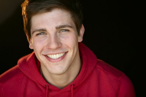 Curt Hansen. I love this boy and his voice. He's amazing. <3