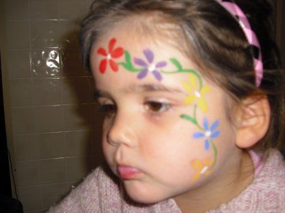 Easy Cat Face Paint Idea for a Halloween Costume. Description from pinterest.com. I searched for this on bing.com/images