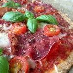 Korn- og glutenfri Pizza
