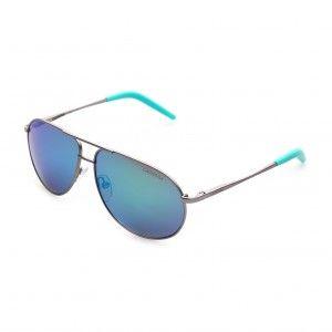 Gafas de Sol Carrera JUNIOR Acero Plata & Tuquesa