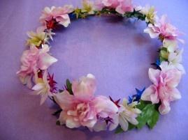 Floral Garland - Pale Pink AUD$29.95