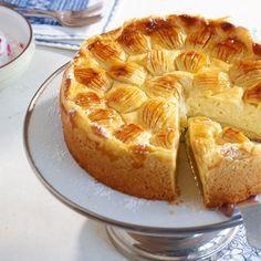 Apfel-Schmand-Kuchen