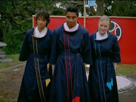 Power Rangers Ninja Storm - Final Scene (Storm Before the Calm Episode)