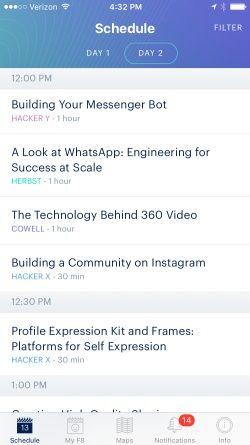 F8 Screenshots