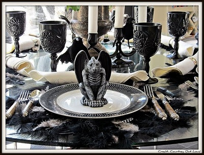 Best Halloween Tablescapes