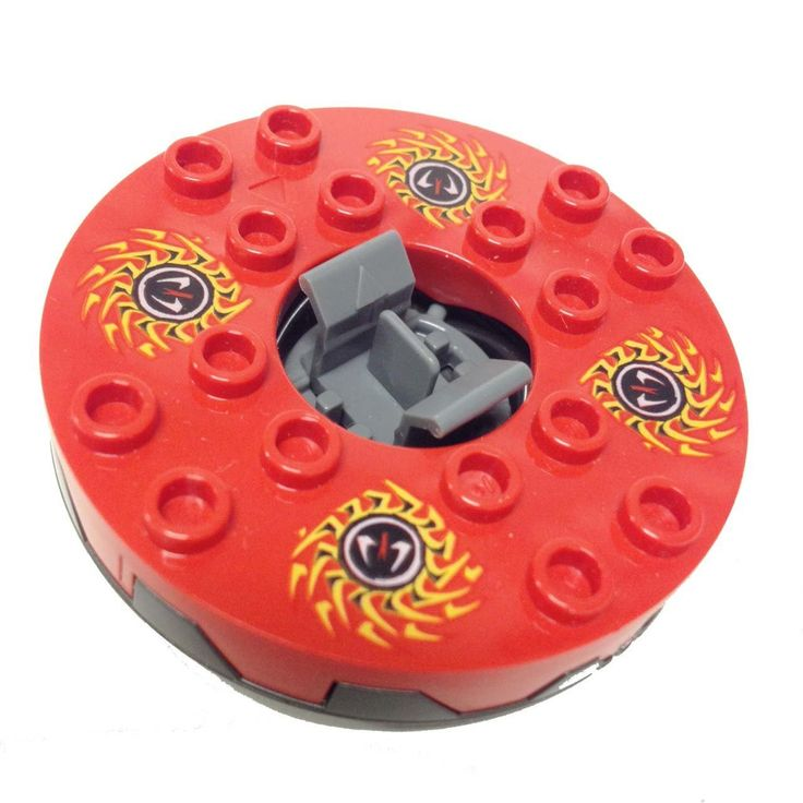 Lego Parts: Turntable 6 x 6 Fang-Suei (Ninjago Spinner)