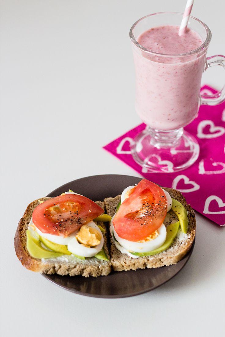 zdrowy styl życia, zdrowe odżywianie, avocado, healthy life