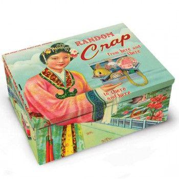 BOX CIGARR RANDOM CRAP