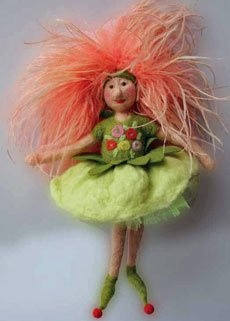 little felted fairy: Fairies 3, Fairies Dust, Felt Fairies, Fairies Doors, Fairies Gardens, Blog, Boneca, Art Dolls, Fairies Stuff