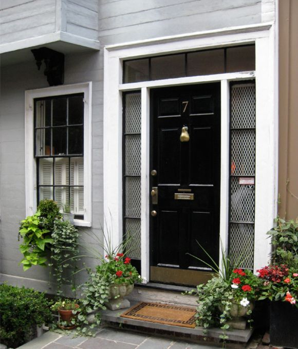 how to choose a front door style