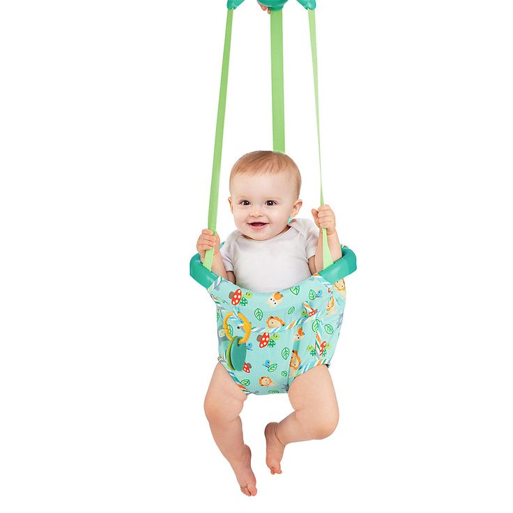 Bright Starts Door Jumper - door bouncers - Mothercare - 20 pounds. Alexa loved her Jolly Jumper when she was a baby