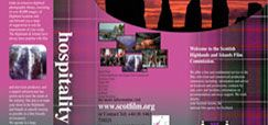 flyer project - 3M Multimedia Design Service