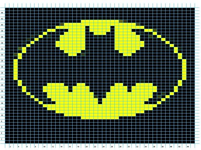 Crafty Adventures: The Batman Blanket