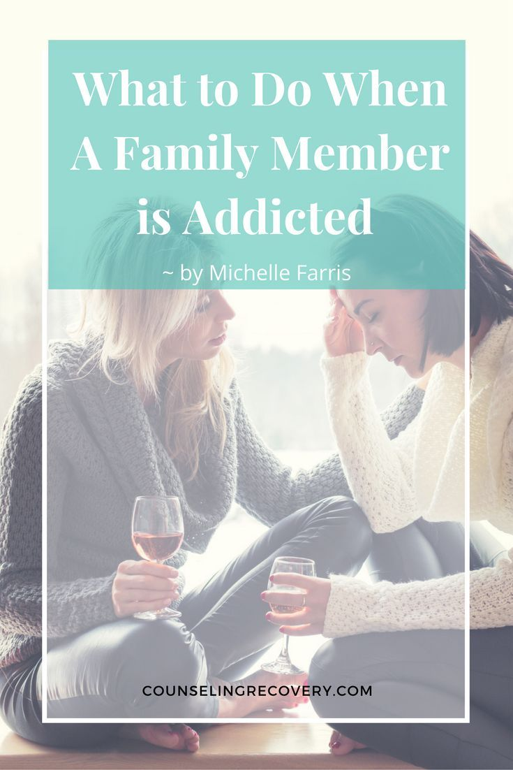 Watching a family member struggle with addiction is painful. These tips will help redirect your energy and take better care of yourself.