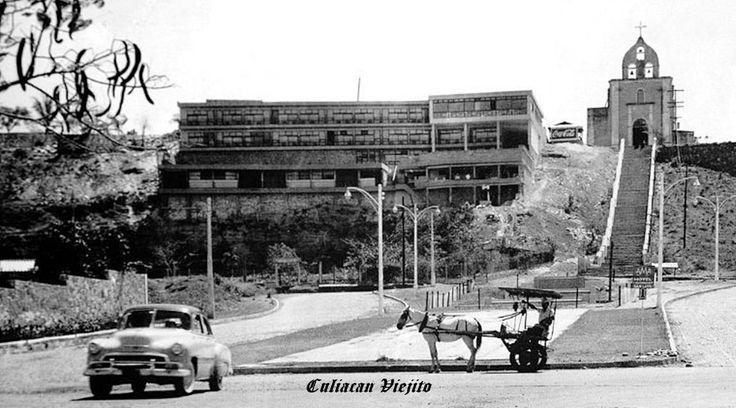 Villa de Guadalupe en la Lomita en Culiacan Sinaloa Mexico ,,,, edificio a un lado