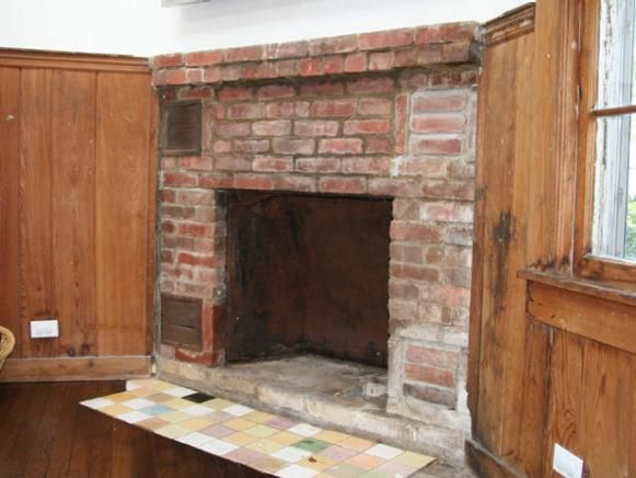 How To Cover A Brick Fireplace With Stone Brick