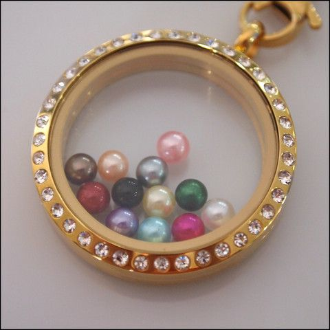 Floating Pearl Cluster