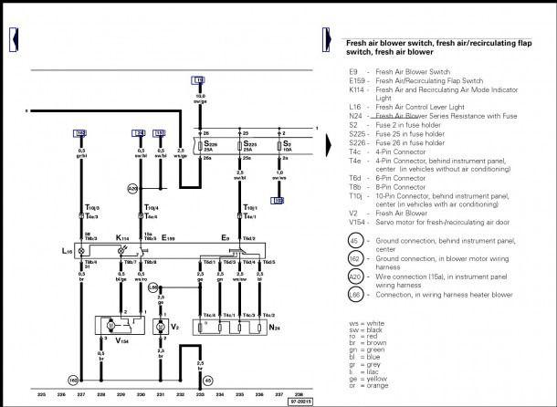 97 Volkswagen Jettum Radio Wiring Diagram - Wiring Diagram ...