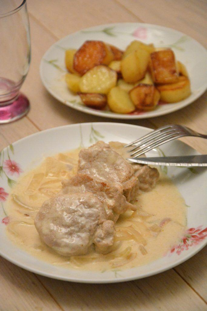 filet mignon maroilles - plat gourmand comfort food
