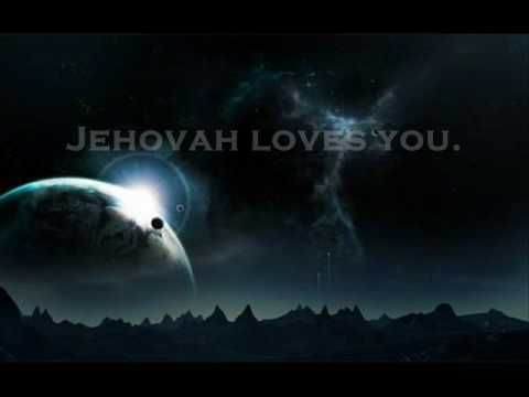 Jehovah's Viewpoint - LOVE THIS❤  We should all view this as a reminder of Jehovah's great love for us.