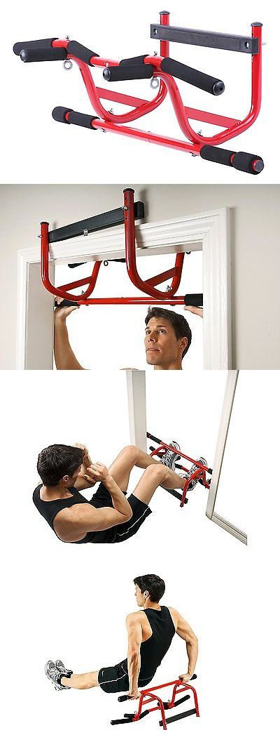 Pull Up Bars 179816: Gofit Elevated Chin Up Station Pull Up Door Bar Fitness Training Exercise New -> BUY IT NOW ONLY: $46.24 on eBay!