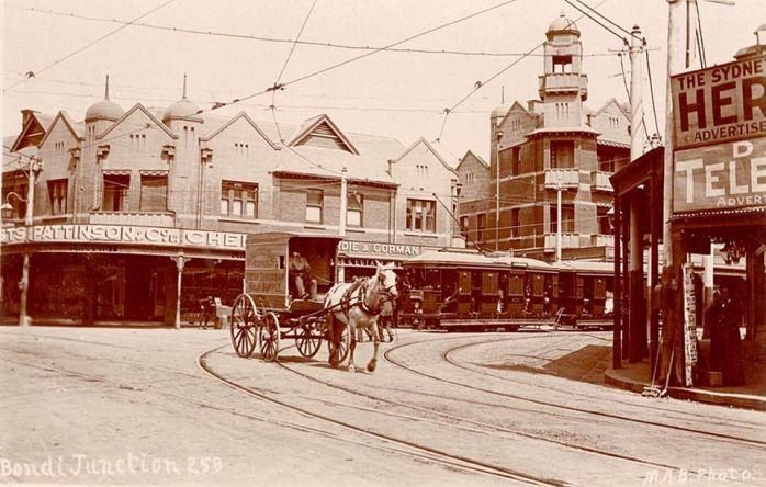 Bondi Junction Sydney 1900