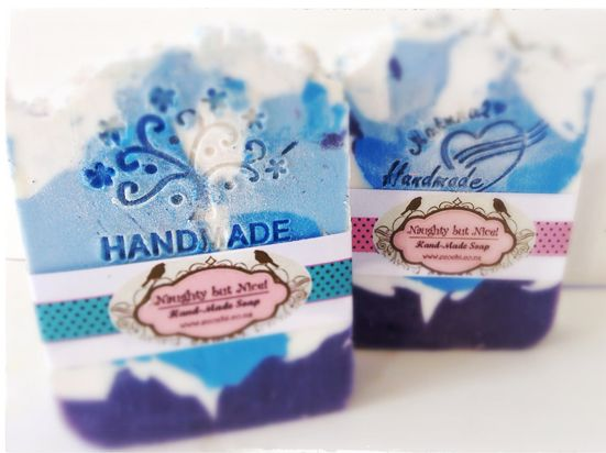 'Naughty but Nice Soap' - Beauty & The Beach