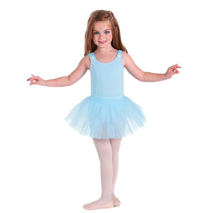 Little Girls Dance Leotards