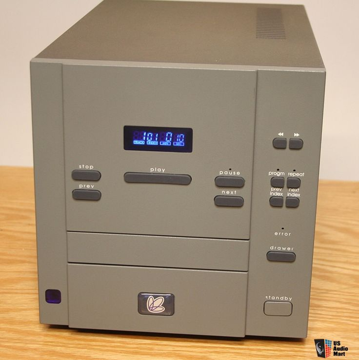 Proceed Audiophile CD Player Photo #807078 - US Audio Mart