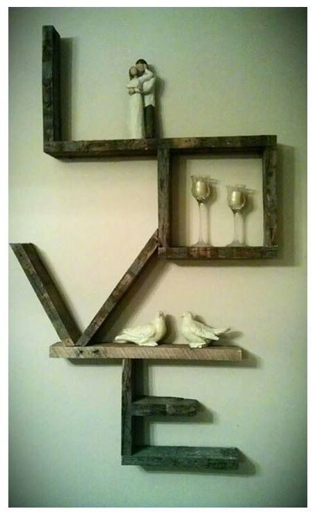 Love Shelf! So cute!