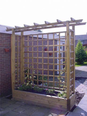 Tuin Garden Pergola Style Trough Planter