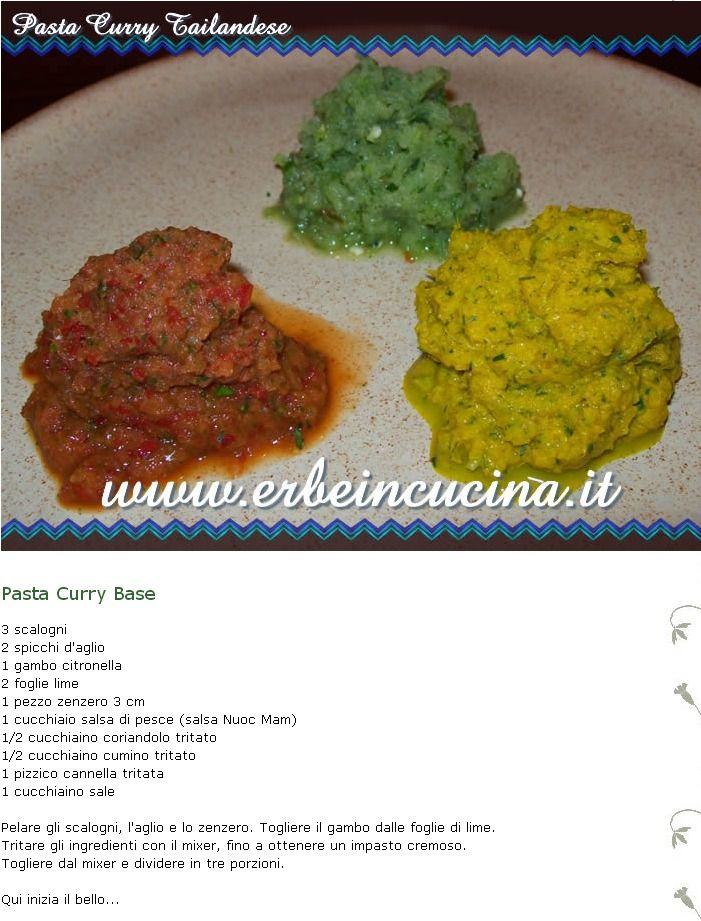 pasta curry base (da colorare) parte 1