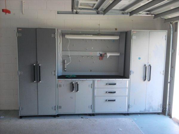 """""""Coleman Garage Cabinet Storage System""""$375 ~ Clermont ..."""