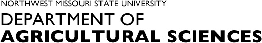 Department of Agricultural Sciences Careers Northwest Missouri State University NWMSU