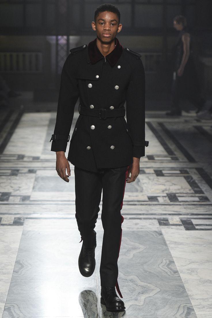 Alexander McQueen Menswear FW 2016 London (19)