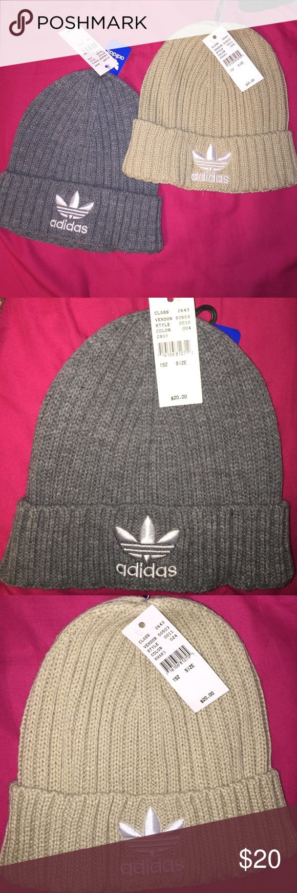 Adidas Beanies BUNDLE Brand new with tags!! Adidas Accessories Hats