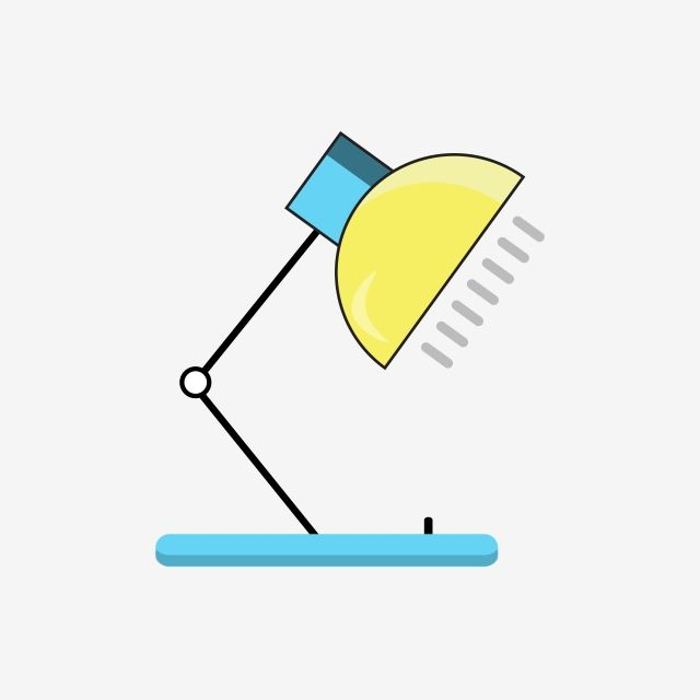Study Lamp Clipart Vector Png Element Study Study Lamp Lamp Png And Vector With Transparent Background For Free Download Study Lamps Painting Lamps Clip Art