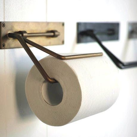 The World's Most Beautiful Toilet Paper Holders (!)