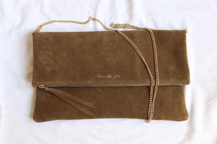 MAXI POCHETTE - by Chouette Fille Handmade in France