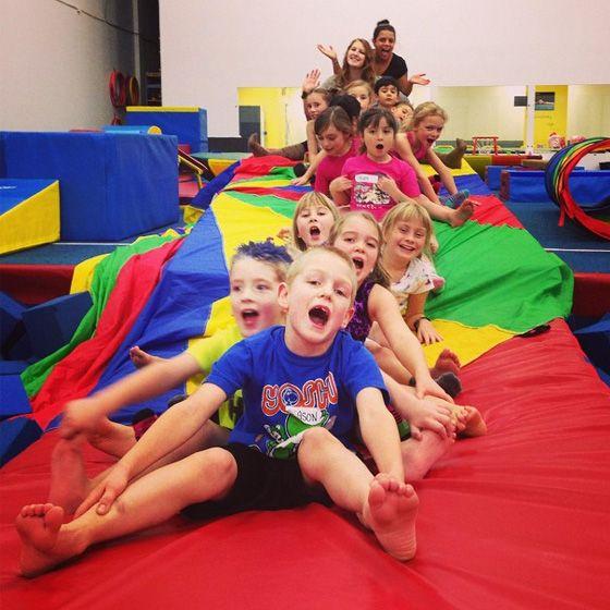 Kyle Shewfelt Gymnastics   3 gymnastics places for kids in Calgary