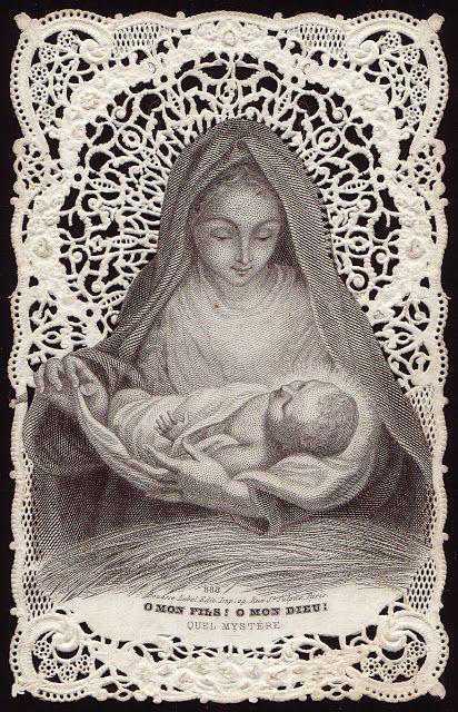 Santuários de Papel: Virgem Maria