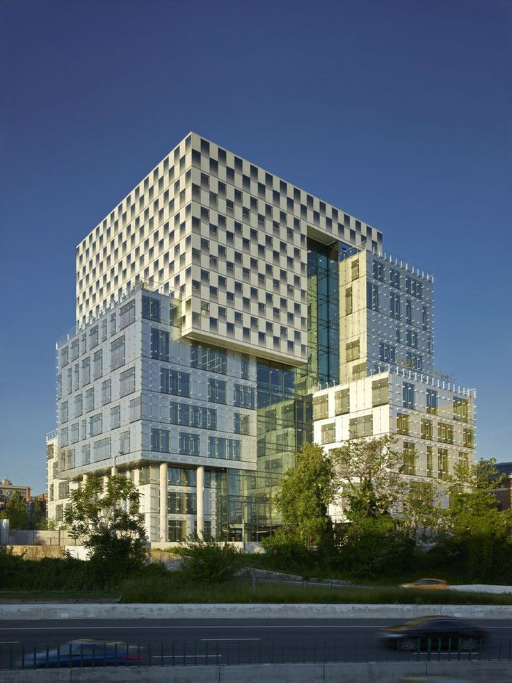 cool John and Frances Angelos Law Center | Behnisch Architekten + ASG Check more at http://www.arch2o.com/john-frances-angelos-law-center-behnisch-architekten-asg/