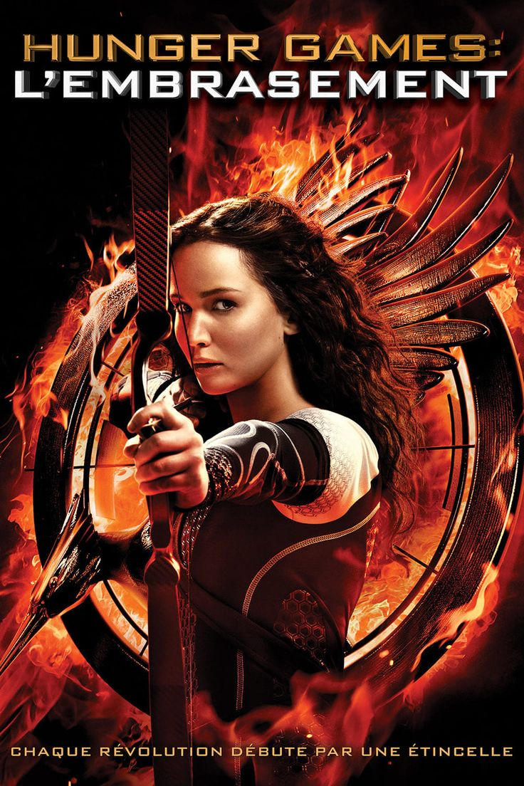 Stream The Hunger Games