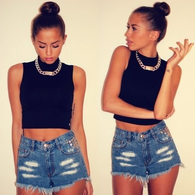 Perfect concert outfit !