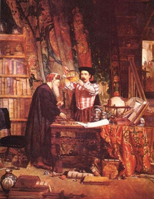 Nicholas Flamel is one of the most mysterious and legendary Alchemists in the World. Like many other Alchemists he started out being relatively unknown.  But now his name has been immortalized in books and films. He even gets a mention in Harry Potter.  #HappyHubDay