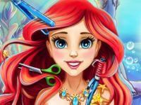 Ariel Saç Kesimi,Ariel Saç Kesimi oyun,Ariel Saç Kesimi oyna,Ariel Saç Kesimi oyunu ,Ariel Saç Kesimi oyunları