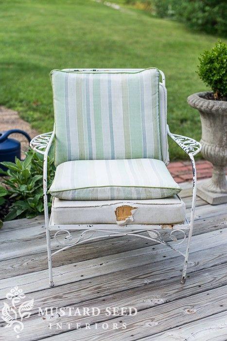 Video Tutorial On Making A Chair/sofa Cushion Part 83