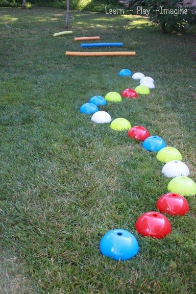 preschool obstacle course ideas 17 best images about fitness for children on 121