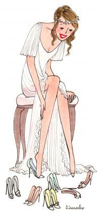 Alix de la Forest, créatrice de chaussures sur-mesure - Mode - Beauté - My Little Wedding
